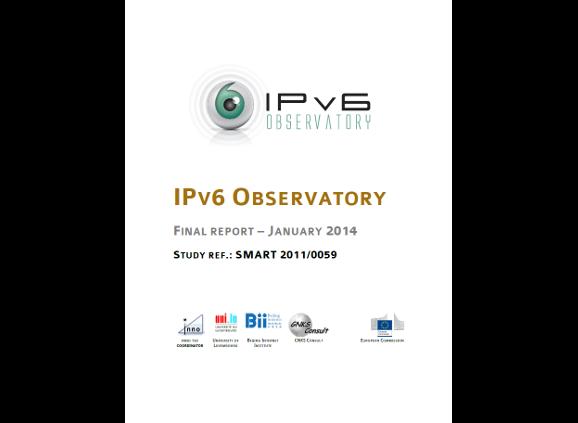 IPv6 deployment observatory report