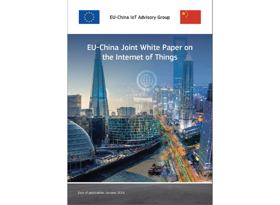 EU-China Joint White Paper on the internet of things